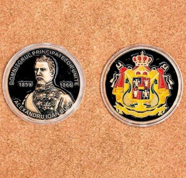 Medalie Colecție Alexandru...