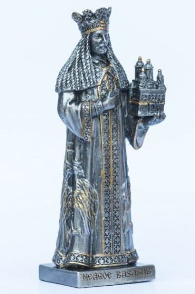 Statuetă Neagoe Basarab
