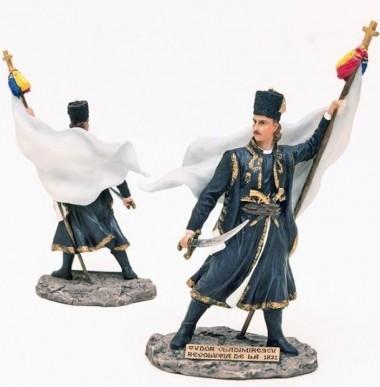 Statuetă Tudor Vladimirescu...