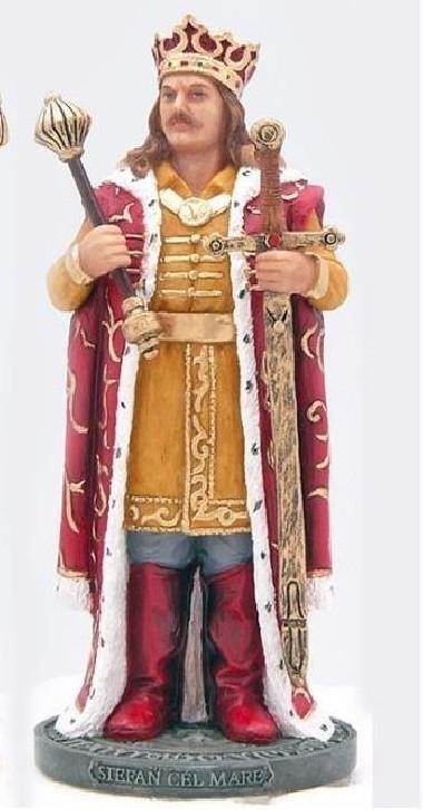 Statuetă Ștefan cel Mare...