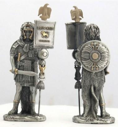 Statuetă soldat roman din...