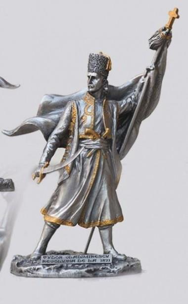 Statuetă Tudor Vladimirescu