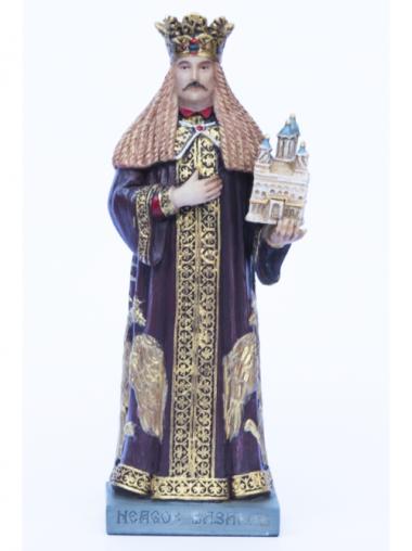 Statuetă Neagoe Basarab,...