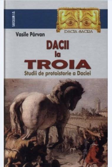 Dacii la Troia