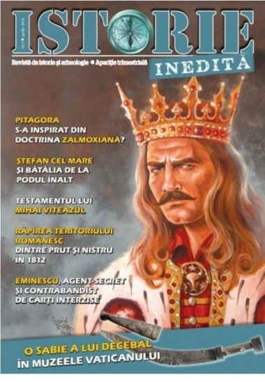 Revista ISTORIE INEDITĂ, nr. 3