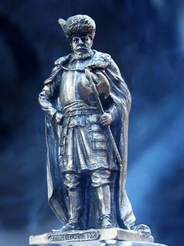 Statuetă Mihai Viteazul