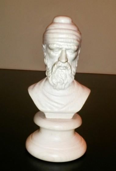 Bust Decebal – 15 cm
