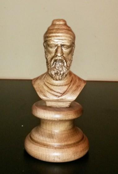 Bust Decebal – 12 cm