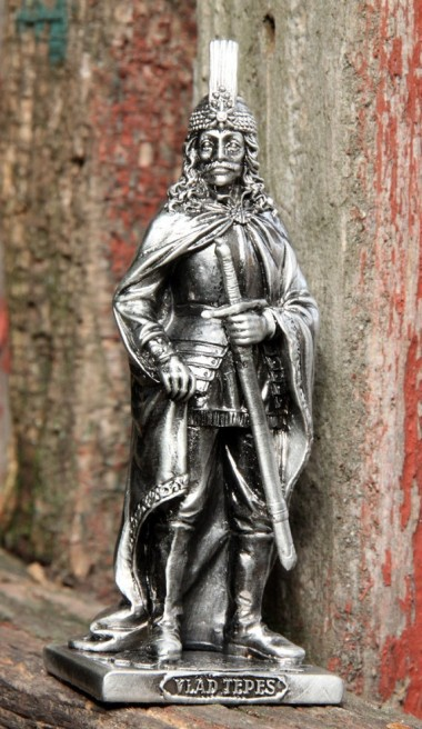Statuetă Vlad Țepeș