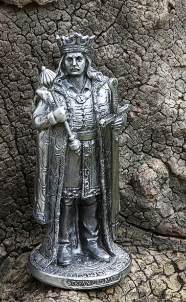 Statuetă Ștefan cel Mare