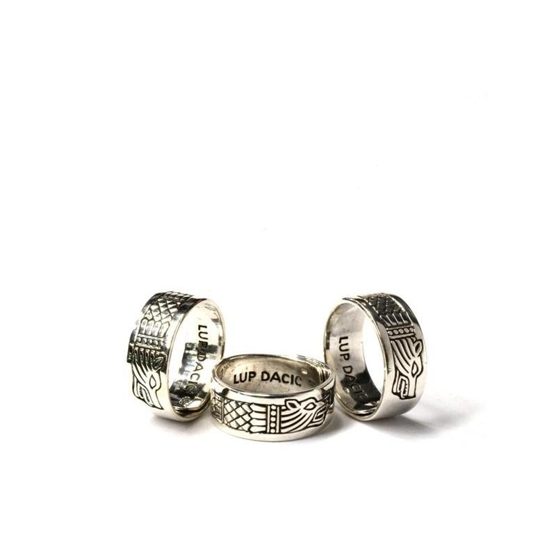 Bijuterii din argint și bronz